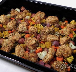 Thursday's Kitchen Cupboard: Roasted Vegetables
