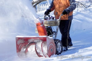 franken-snowblower