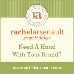 Rachel Arsenault | Graphic Design