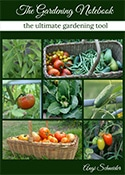 The Gardening Notebook is custom printable e-book to help you keep track of everything that is important to you in your gardening.