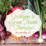 Green Thumb Thursday: July 23, 2014
