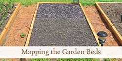 Mapping Out the Garden Beds | Grow a Good Life