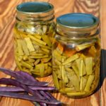 Preserve the abundance of string beans harvested from your garden with this safe canning recipe.
