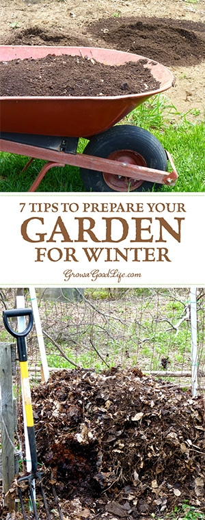 7 tips to prepare your vegetable garden for winter - How to prepare garden for winter ...