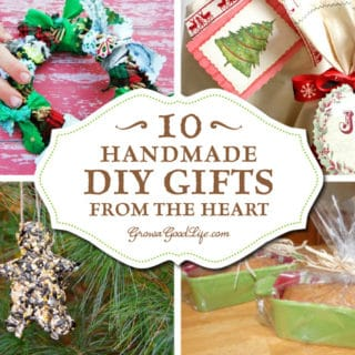 10+ Handmade Gifts from the Heart