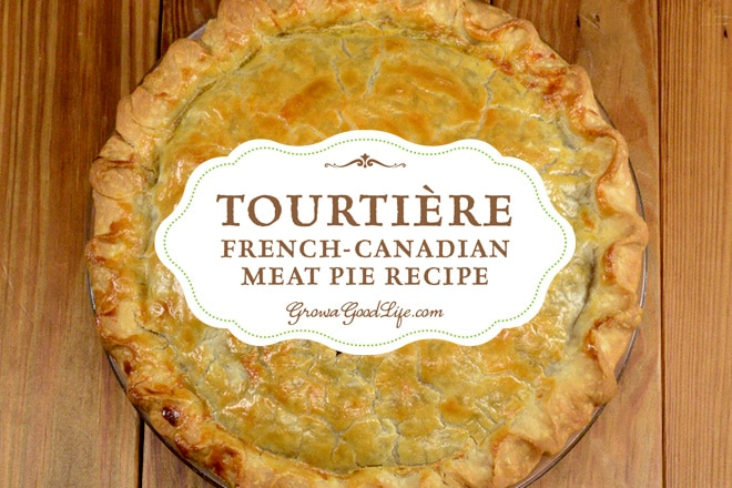 French Food At Home Tourtiere Recipe