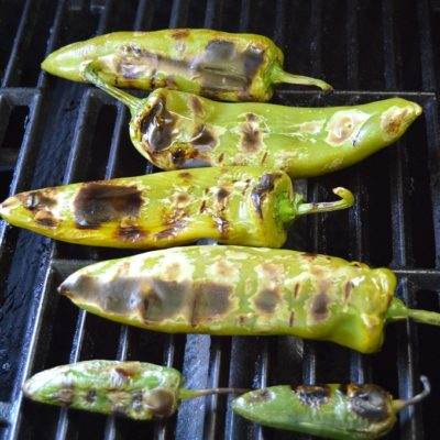 How to Roast and Peel Peppers Step by Step