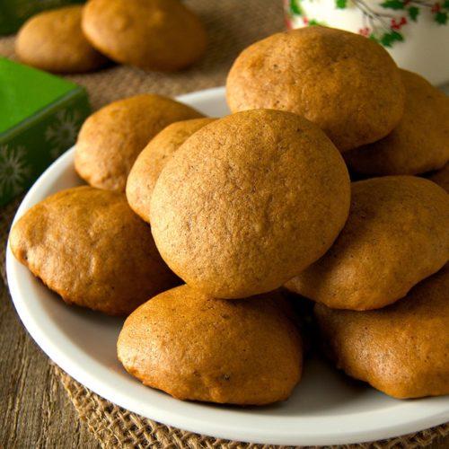 Rena S Soft Molasses Cookies