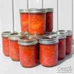 Canning salsa is a great way to preserve the abundant harvest to enjoy all year. Read on for tips to prepare and safely can salsa.