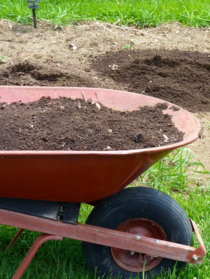 How to Build Healthy Garden Soil