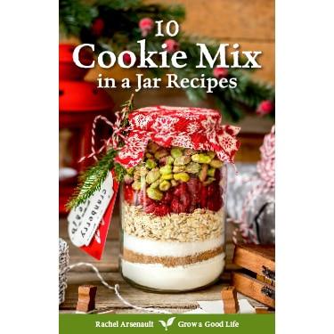 10 Cookie Mix in a Jar Recipes
